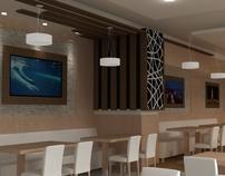 İnterior Design-Restaurant