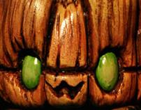 Halloween Special Pumpkin Tea