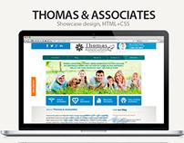Insurance Company Site