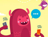 :::Vodafone CU Land - Mobile Monsters:::
