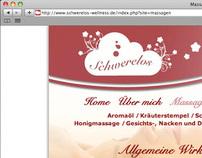 Web Design - Schwerelos