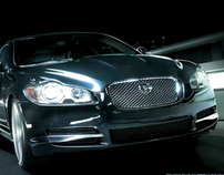 Jaguar XF Diesel S interactive brochure