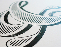 Wood Type & Prints