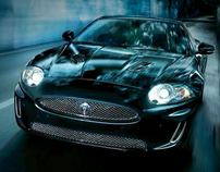 Jaguar XK interactive brochure