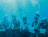 For great pictures under water.