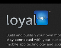 LoyalApps Website