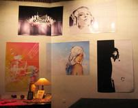 exhibitions - work
