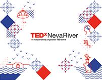 Branding TEDx Neva River