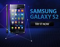 Design contest: Yahoo Login Page : Samsung Galaxy