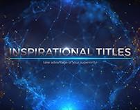 Inspirational Titles