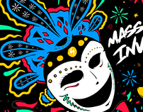 Masskara Invasion 2017