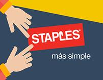 Staples - Estrategia digital