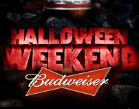 Halloween Weekend - Budweiser