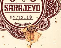Snowboard Canada / Sarajevo Feature