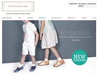 Nathalie Verlinden webshop SS2014