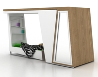 6.MOSDER Furniture Design Competition, 3rd Prize
