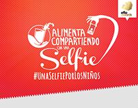 Alquería / Una Selfie por los niños