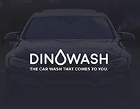 Dinowash mobile app