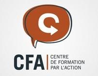 Centre de formation par l'action [web&logo]