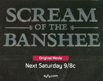 Scream of the Banshee - SyFy