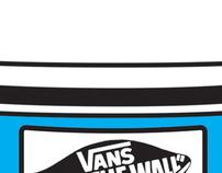 VANS ReDesign Sneakers Comercial Poster
