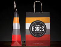 SmokeyBones Restaurants - new brand ideas 2016