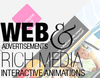 Web Advertisements 2004 - 2006