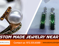 Custom Jewelry Designers near me