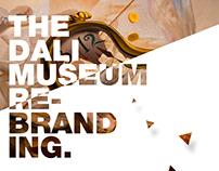 The Dali Museum Re-Branding