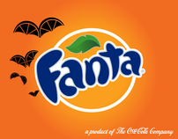 Fanta Halloween