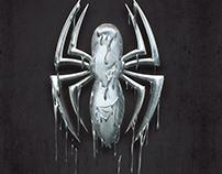 Spider-Man Melting 3d Lenticular(Marvel)