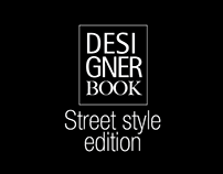 8th Desginer Book - Street style edition
