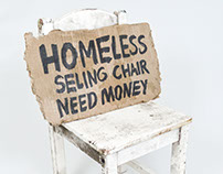 Homeless Chair