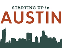 Starting up in Austin Infographic