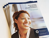 National University // Partnership Brochure