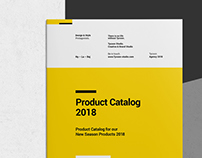 Product Catalog - Tycoon Series Design