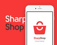 SharpShop mobile app