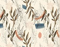 Bloom (Textile Design)