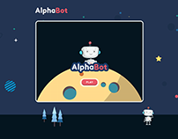 ALPHABOT - Interactive Game for Dyslexic Children