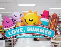 Target Summer ISM