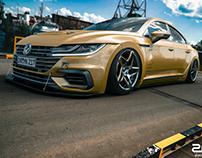 Volkswagen Arteon R-Line - custom -