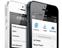 K1000 Go Mobile App