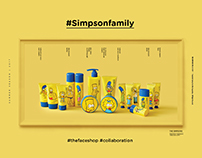 The Simpsons x THEFACESHOP collaboration 2017