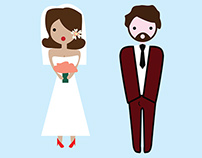 Wedding Invitations and Programs
