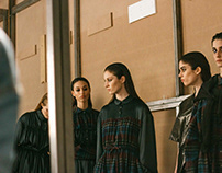 Portugal Fashion FW 18/19 BACKSTAGE