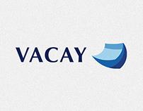Vacay - Logo