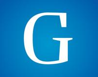 Bero G - typeface