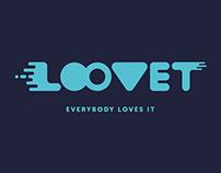 Loovet Brand Identity