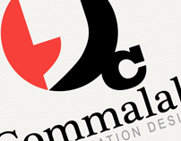 Commalab Logo Design