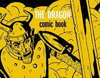 """the dragon"" comic book, 2017"